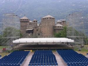 CASTELLO FENIS 2003, AOSTA