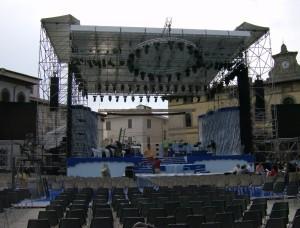 FESTIVAL VOCI E VOLTI NUOVI 2008, CASTROCARO (FC)
