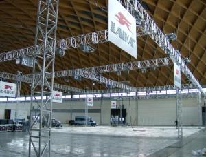 MONDO NATURA 2007, STAND LAIKA